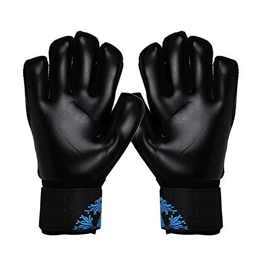 Renwu Torwarthandschuhe Kinder Fingersave Latex Fingerschutz Handschuhe,sporthandschuhe Kinder Fussball Für Grund- Und Mittelschüler rutschfeste Verschleißfeste