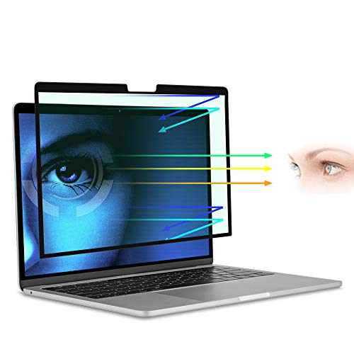 for MacBook Pro 13 Anti-Glare Anti-Blue Light Screen Protector Filter,FILMEXT Eye Protection Blue Light Blocking Filter Reduces Digital Eye Strain (for MacBook pro 13 inch(2016~2021) New Air 13 inch