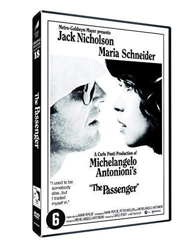 dvd - The Passenger (Original Poster Art) (1 DVD)