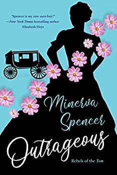 Outrageous  A Gripping Historical Regency Romance Book  Rebels of the Ton