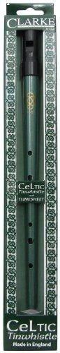 Stkertools(TM) Clarke Celtic Tin Whistle - D, New