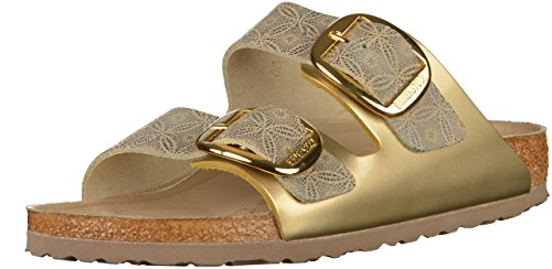 BIRKENSTOCK Arizona Big Buckle Damen Pantoletten