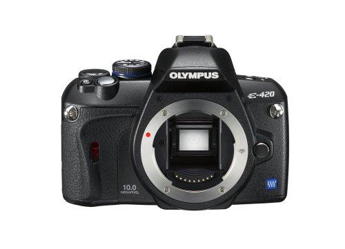 Olympus E-420 - Cámara Réflex Digital 10 MP (Cuerpo)
