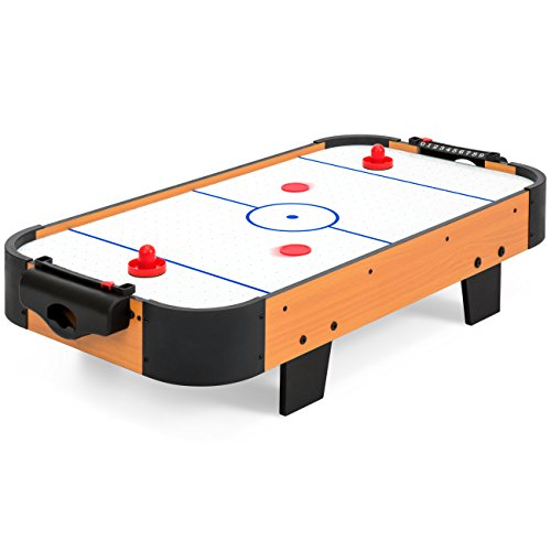 Best Choice Products 40in Air Hockey Arcade Table