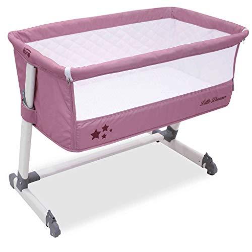 Berceau cododo collection Baby Fox - Rose