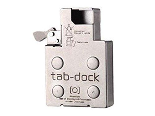 ジッポ オイルライター型ミントケース TAB-DOCK