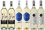 Californian White Wine Lovers Selection 6 x
