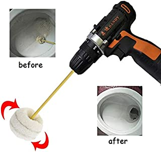 LILASTORE Scouring Pad Brush Electric Drill Clean Kitchen Floor Hard Surface Stains Tool Drop Shipping Support New