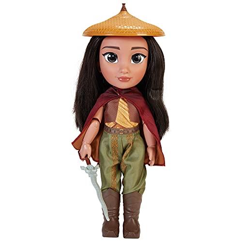 Disney's Raya and the Last Dragon Raya Warrior Doll