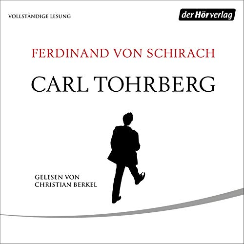 Carl Tohrberg audiobook cover art