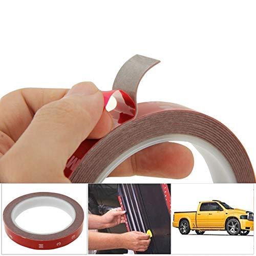 Repair Tools/Kits Outils de réparation Ruban Autocollant adhésif Double Face de 15 mm 3 m Facile à Utiliser et à réparer.