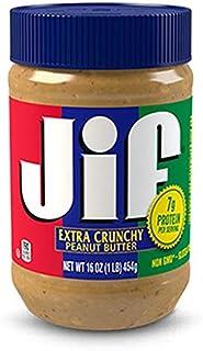 Jıf Extra Crunchy Yer Fıstığı Ezmesi 454 Gr