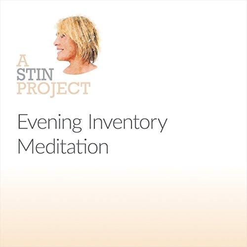 Evening Inventory Meditation audiobook cover art