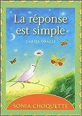 La réponse est simple (coffret) de Sonia Choquette