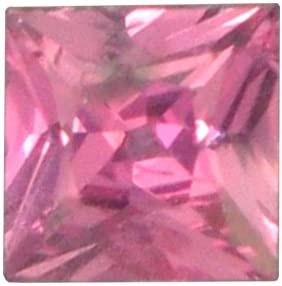 Very popular GemsNY 1.00 Product Carat Natural Pink Square Sapphire