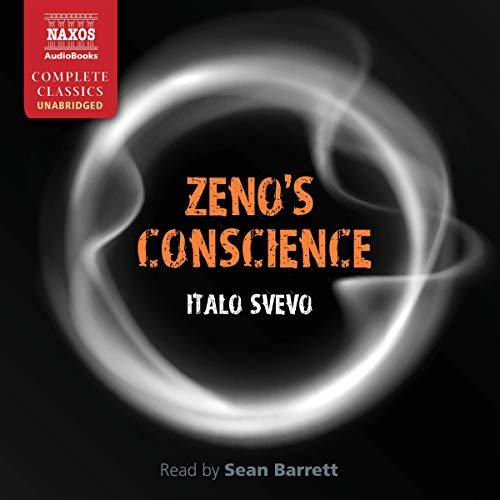 Zeno's Conscience audiobook cover art