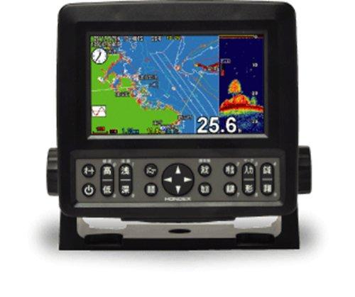 ホンデックス『5型GPS魚探 HE-601GPII』