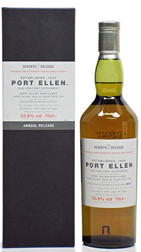 Port Ellen (silent) - 7th Release - 1979 28 year old Whisky