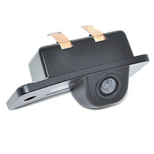 mejores Cámaras de visión trasera para vehículos Cámara de visión trasera del vehículo del coche para Audi-A3 A4 A6 A8 Q5 Q7 A6L Cámara de marcha atrás de respaldo Impermeable de visión nocturna