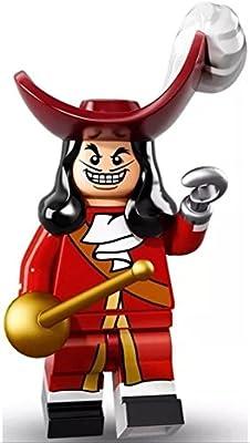 LEGO Disney Series Collectible Minifigure - Captain Hook (71012)