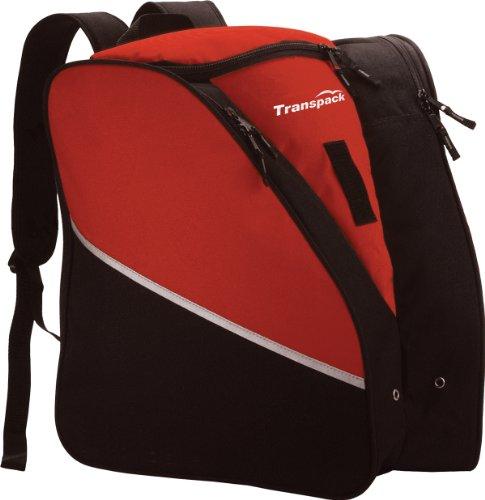 Transpack Alpine Jr - Borsa per scarponi da sci, bambino, bambina, unisex , Sandali Adventure Seeker, punta chiusa - T - Bambini