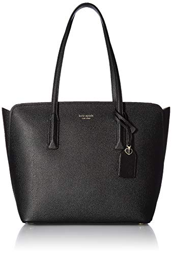 Kate Spade New York Women's Margaux Medium Tote, Black, One Size