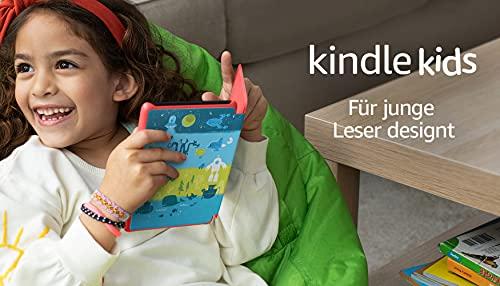 Kindle Kids Edition – mit Zugriff auf mehr als tausend Bücher, Weltall