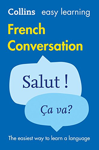 French Conversation (Collins Easy Learning)