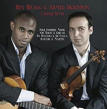 Ben Wragg & Ahmed Dickinson