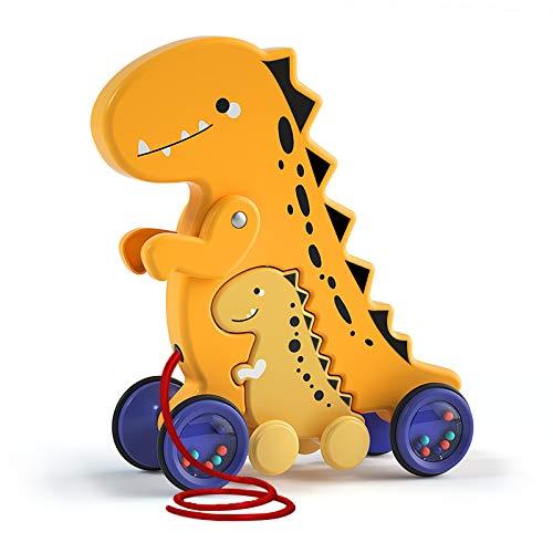 Dinosaur Pull Toy