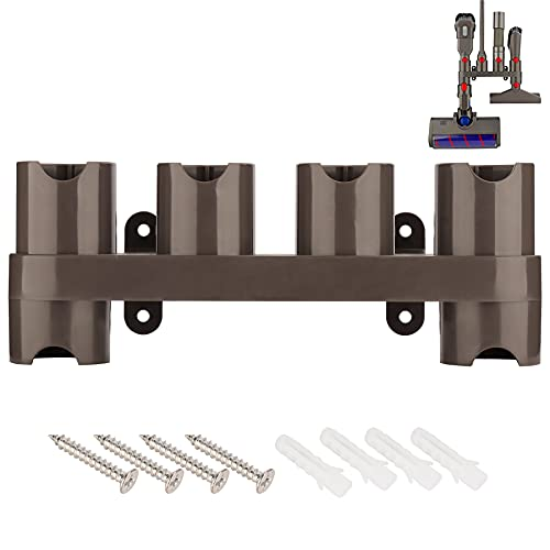 Brushes Tool Accessory Attachment Wall Mount Holder for Dyson V7 V8...