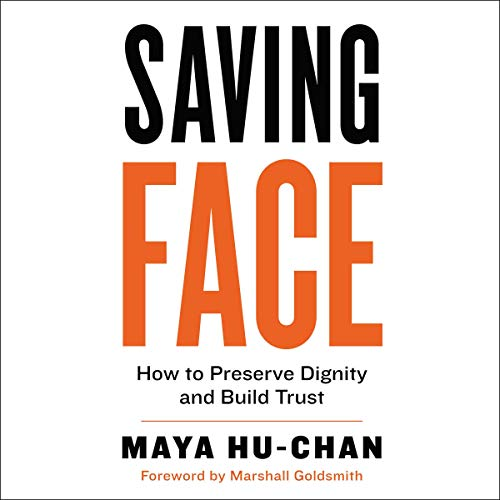 Saving Face audiobook cover art