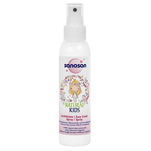 sanosan Leichtkämm Spray für Mädchen 125ml