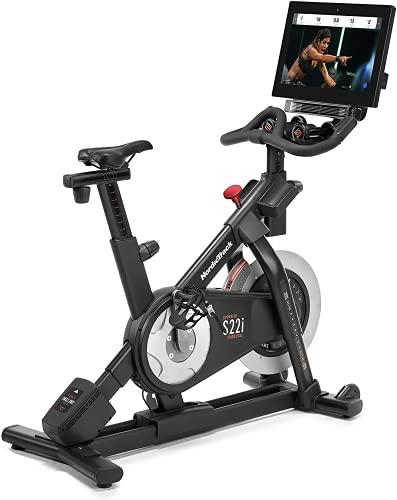 NordicTrack Commercial S22i Studio Cycle Bicicleta, Unisex-Adult, Negro, One Size