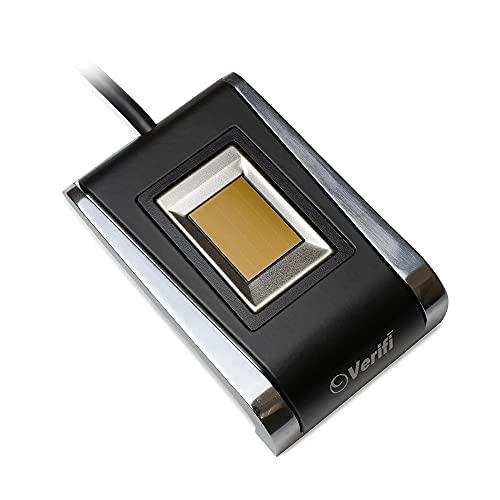 verifi P5100Premium metal lector de huella dactilar para Windows 7/8/10.