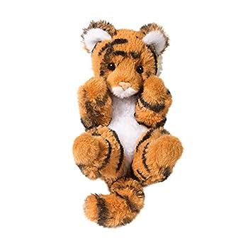 Douglas Tiger Lil  Handful Plush Stuffed Animal