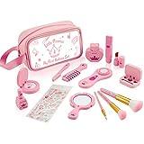 NextX Maquillaje para niñas - Juguete de Maquillaje de niña Set de Maquillaje de Madera para 3-12 años