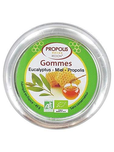 Propolis Redon Gommes Eucalyptus Miel Propolis 45 g