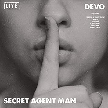 Secret Agent Man (Live)
