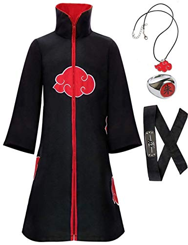 Ainiel Unisex Robe Halloween Party Cosplay Costume Cloak (Medium, Style 3)
