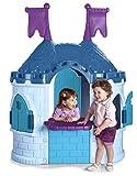 FEBER - Castillo de Princesas Disney Frozen 2, niñas de 3 a 10 años (Famosa 800012240)