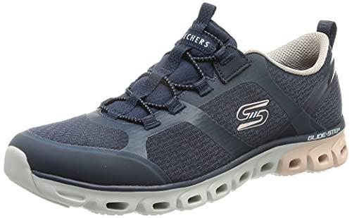 Skechers Damen Glide-Step Sneaker, Nvpk, 38 EU
