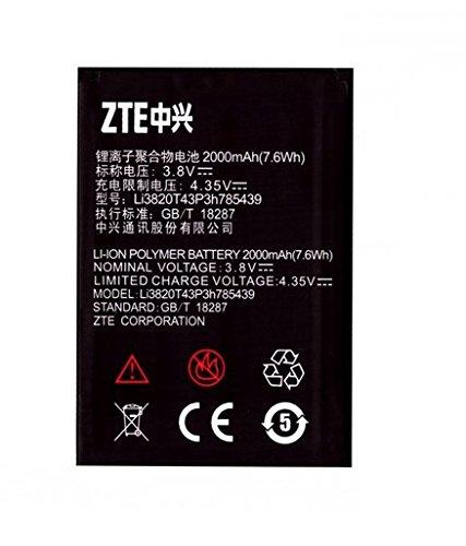Theoutlettablet® Batterie für ZTE Blade L3 2150 mAh