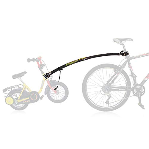 Trail-Gator Children's Trailer Tow Bar (Black)