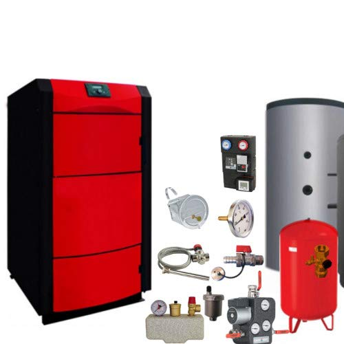 Holzvergaser PID LOGIC 18 kW BAFA förderbar Komplettset 3