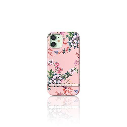 Richmond & Finch Diseñada para iPhone 12 Mini 5.4 Fundas, Flores Rosas Fundas para iPhone 12 Mini 5.4