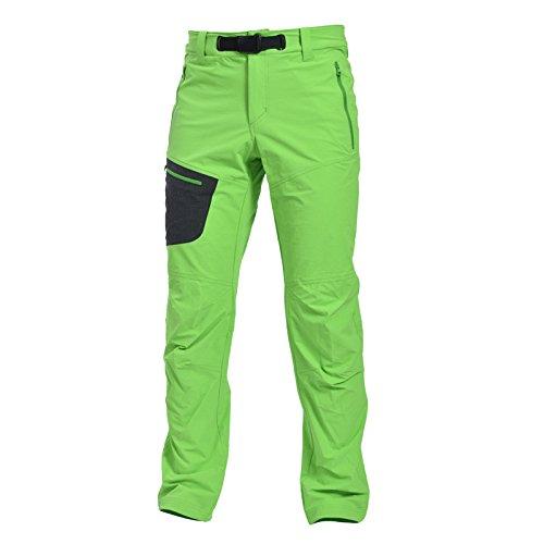 NORTHFINDER Shootgreen Micah-Pantaloni Uomo, Taglia: XXXL