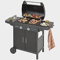 Campingaz 2 Series Classic LX Plus Anthracite Gas Barbecue