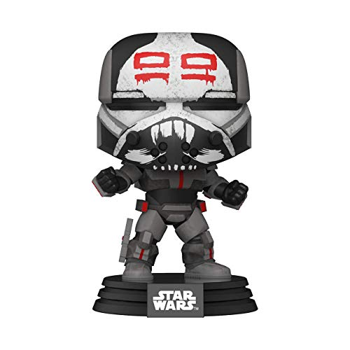 Funko- Pop Star Clone Wars-Wrecker Figurine de Collection, 52027, Multicoleur