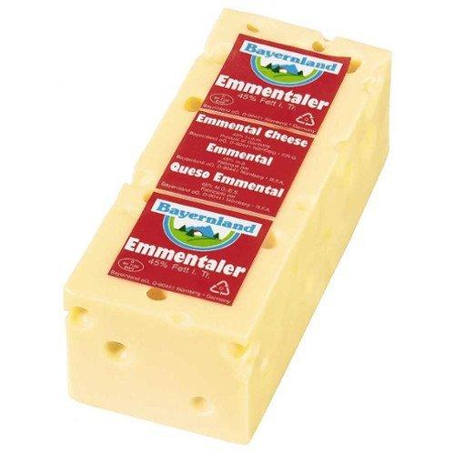 Bayernland Allgäuer Emmentaler 45%, ca. 1kg